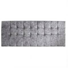 Airsprung Anaya Superking Headboard - Grey