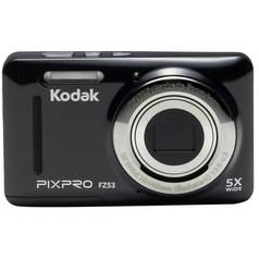 Kodak PixPro FZ53 Mirrorless Camera With 5.1-25.5mm Lens
