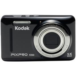 Kodak FZ53 16MP 5x Zoom Compact - Black