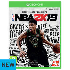 NBA 2K19 Xbox One Game