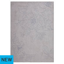 Argos Home Grace Rug - 160x120cm - Cream