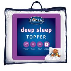 Silentnight Deep Sleep Mattress Topper - Single