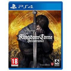 Kingdom Come: Deliverance PS4 Game