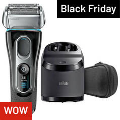 Braun Series 5 Wet and Dry Shaver 5195CC