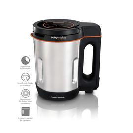 Morphy Richards 501021 Compact Soup Maker - Stainless Steel