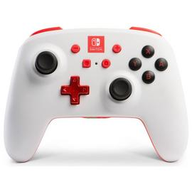Wireless Controller for Nintendo Switch - White
