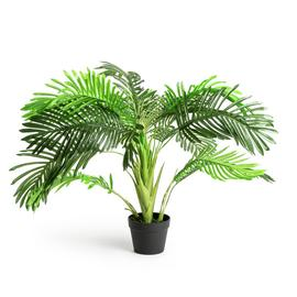 Palm Artificial Flower Arrangement
