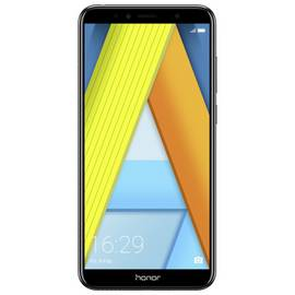 SIM Free HONOR 7A 16GB Mobile Phone - Black