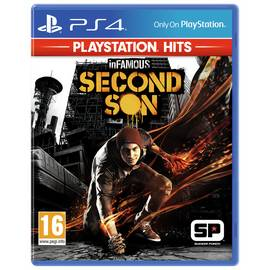 inFAMOUS Second Son PS4 Hits Game