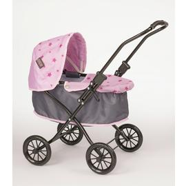 Mamas & Papas Mini Doll's Pram - Star