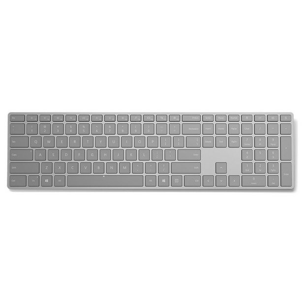 2ef57935170 Buy Microsoft Surface Wireless Keyboard | PC keyboards | Argos