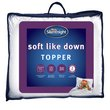 more details on Silentnight Soft Like Down Mattress Topper - Single