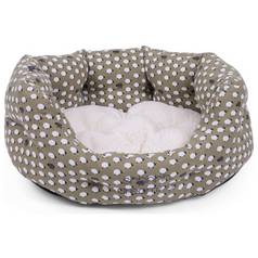 Petface Extra Large Oval Bed - Sheep
