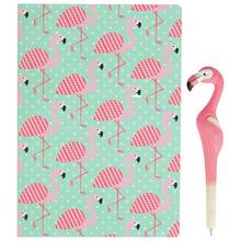sass & belle Tropical Notepad and Pen Set