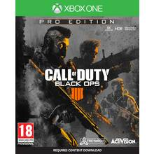 Call of Duty Black Ops 4 Pro Edition Xbox One Pre-Order Game