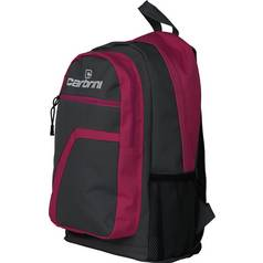 7e6ae95684 Carbrini Backpack - Grey and Pink