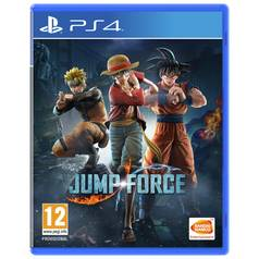 Jump Force PS4 Pre-Order Game