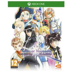 Tales of Vesperia Xbox One Pre-Order Game