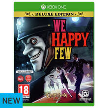 We Happy Few Deluxe Edition Xbox One Pre-Order Game