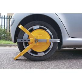 Streetwize Car Wheel Clamp