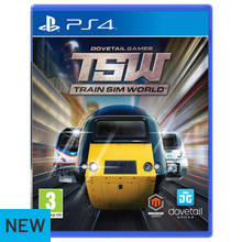 Train Sim World PS4 Pre-Order Game