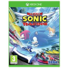 Team Sonic Racing Xbox One Game