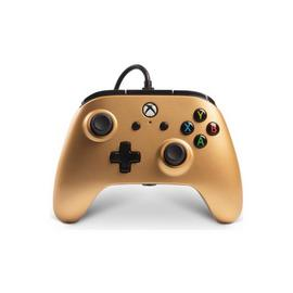 Enhanced Wired Controller for Xbox One - Gold