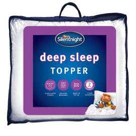 Silentnight Deep Sleep Mattress Topper - Double
