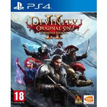 Divinity: Original Sin 2 Definitive Edn PS4 Pre-Order Game