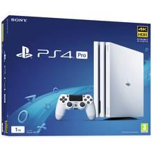 Sony PS4 Pro 1TB Console - White