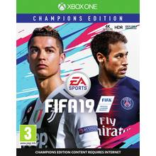FIFA 19 Champions Edition Xbox One Pre-Order Game