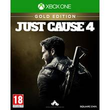 Just Cause 4: Gold Edition Xbox One Game Pre-Order