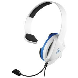 Turtle Beach Recon Chat PS4 Headset - White