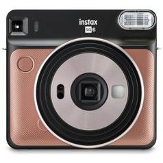 Instant cameras argos instax sq 6 instant camera blush gold reheart Images