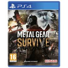 Metal Gear: Survive PS4 Game
