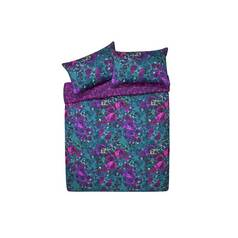 Argos Home Rose Printed Bedding Set - Superking
