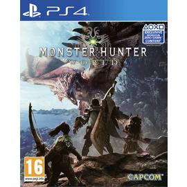 Monster Hunter: World PS4 Game