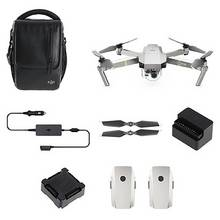 DJI Mavic Pro Platinum Drone Combo Kit - Grey