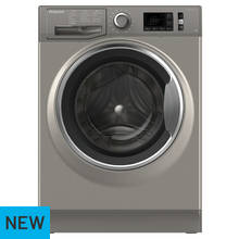 Hotpoint NM11946GCA 9KG 1400 Washing Machine - Graphite