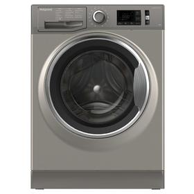 Hotpoint NM11946GCA 9KG 1400 Spin Washing Machine - Graphite