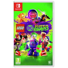 LEGO DC Supervillians Nintendo Switch Game