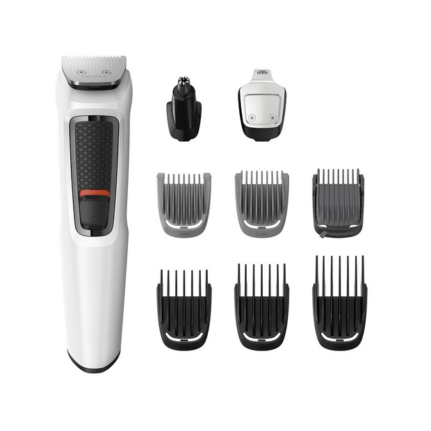 Philips 9 in 1 Beard Trimmer and Hair Clipper Kit MG3758/13
