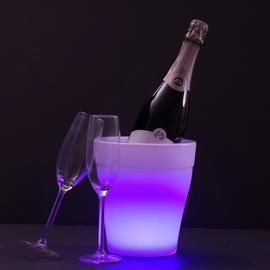 Light Up Colour Changing Prosecco Cooler