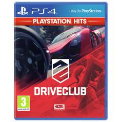 Driveclub PS4 Hits Game