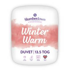 Slumberdown Warm as Toast 13.5 Tog Duvet - Double