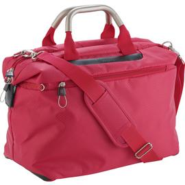 it Luggage World's Lightest Small Red Holdall