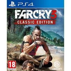 Far Cry 3 HD PS4 Game