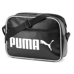 Puma Courier Bag - Black 49e3048539959