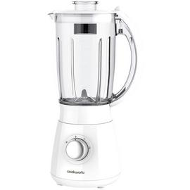 Cookworks 1.5L Jug Blender - White
