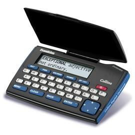Collins DMQ-221 Dictionary and Thesaurus